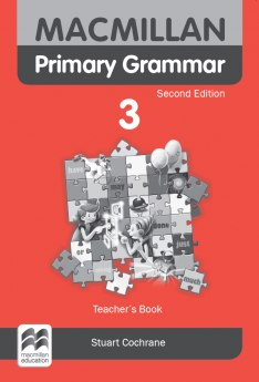 Macmillan Primary Grammar Second Edition Level 3 Teacher's book pack + Webcode