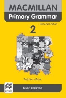 Macmillan Primary Grammar Second Edition Level 2 Teacher's book pack + Webcode