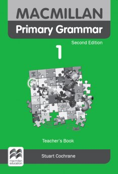 Macmillan Primary Grammar Second Edition Level 1 Teacher's book pack + Webcode